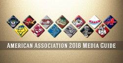 2018 American Assocition Media Guide